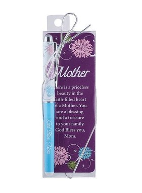 Mother Gift Pen with Bookmark