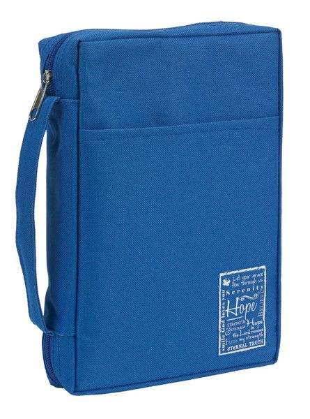 Hope Bible Cover (Blue)