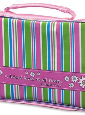A Friend Loves at All Times Kid's Bible Cover