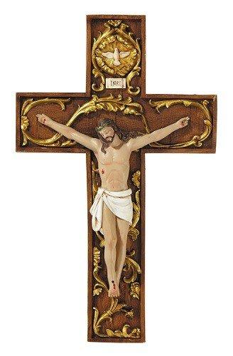 Holy Spirit Wall Crucifix