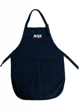 ACTS Full Length Apron Black