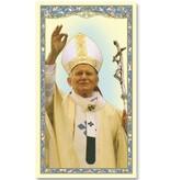 St  John Paul II Prayer Card