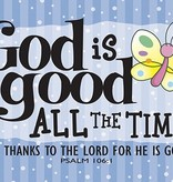 God Is Good Pass Along Card