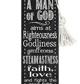 Man of God Bookmark
