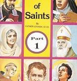 Book of Saints Part 1