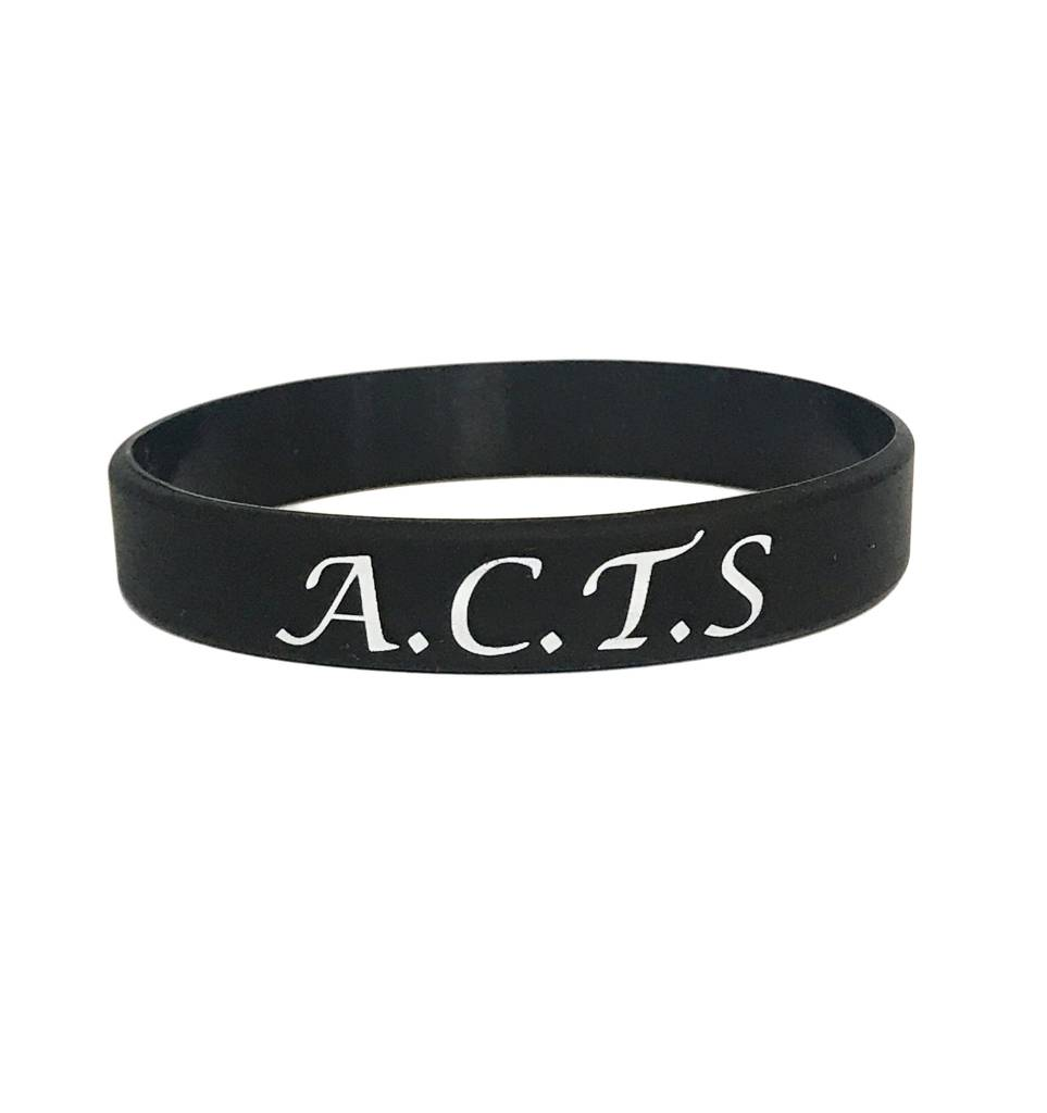 ACTS Silicone Bracelet