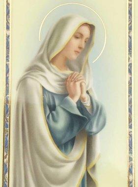 A Nurse's Prayer Laminated Card