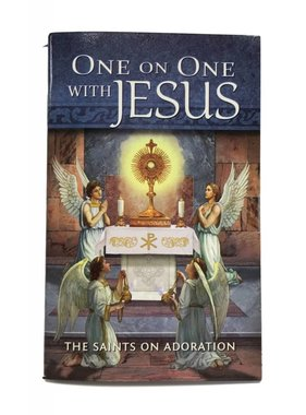 One On One with Jesus Booklet