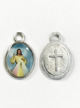 Divine Mercy Mini Saints Medal