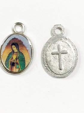 Our Lady of Guadalupe Mini Saints Medal