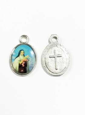 St. Therese Mini Saints Medal
