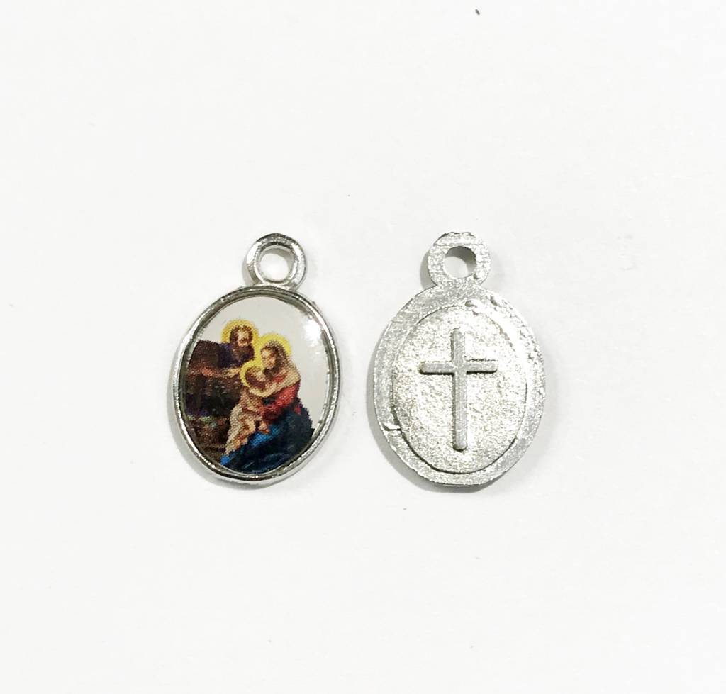 Holy Family Mini Saints Medal