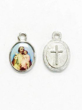 St. Joseph Mini Saints Medal