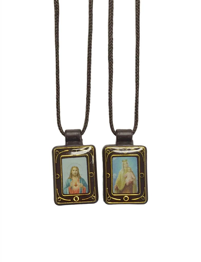 Our Lady of Mt. Carmel/Sacred Heart Scapular