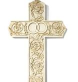 "9"" Wedding/Anniversary Wall Cross"