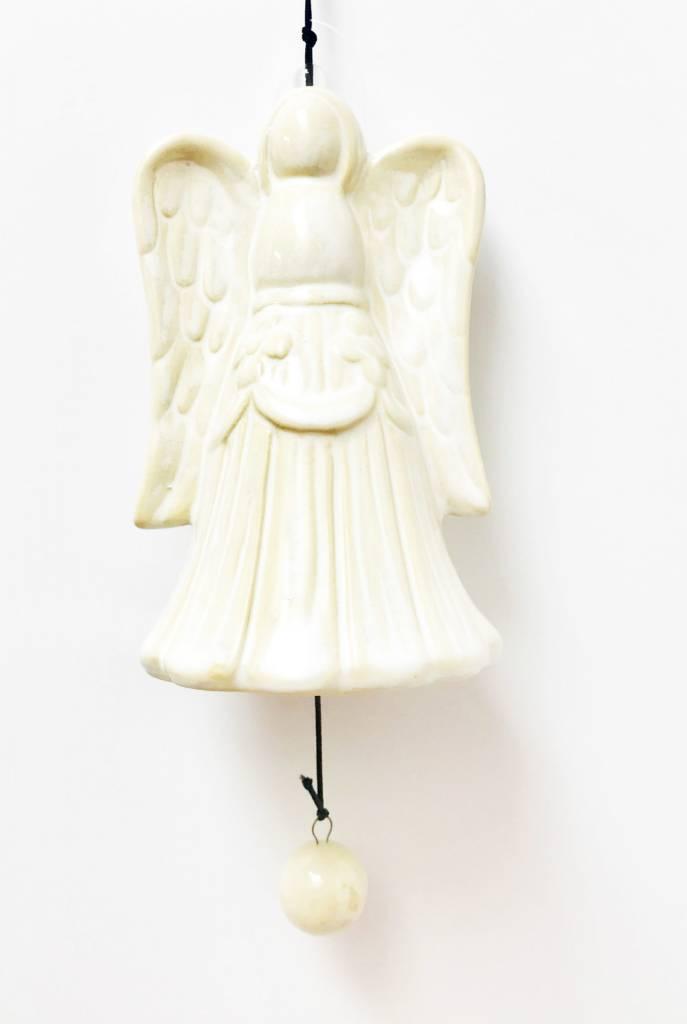 "5.5"" Ivory Angel Bell"