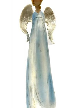 "10.75"" Pastel Angel Blue"