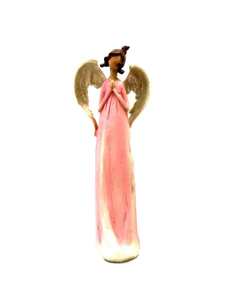 "10.75"" Pastel Angel Pink"