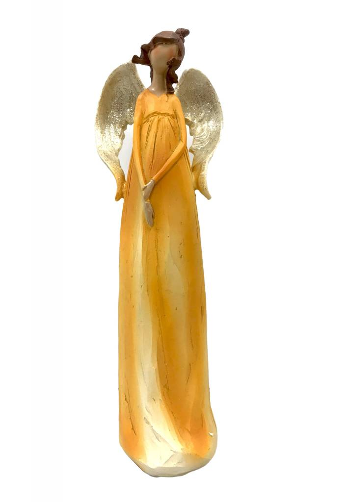 "10.75"" Pastel Angel Yellow"