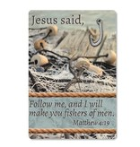 Fisher of Men Lapel Pin w/Prayer Card