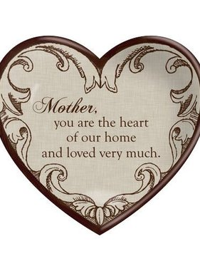 "Mother's Day Plaque 4""x4"""