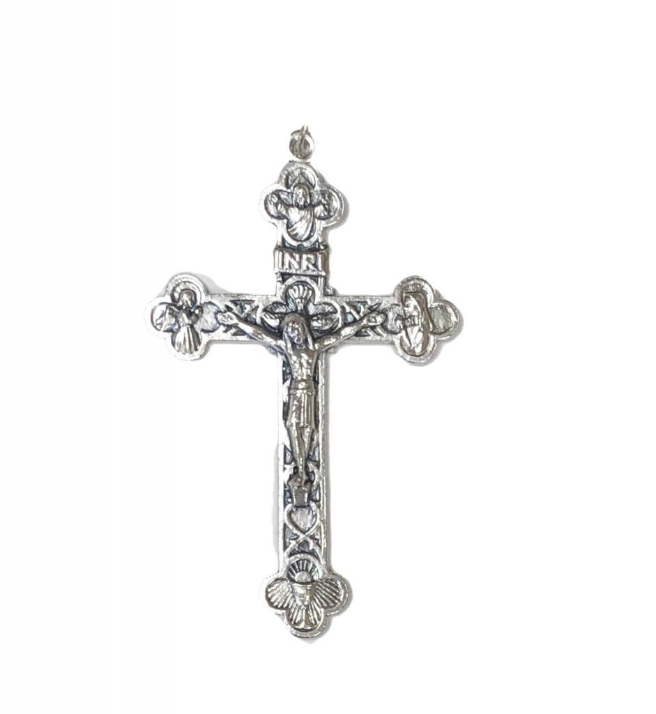 2.25 Four Way Crucifix
