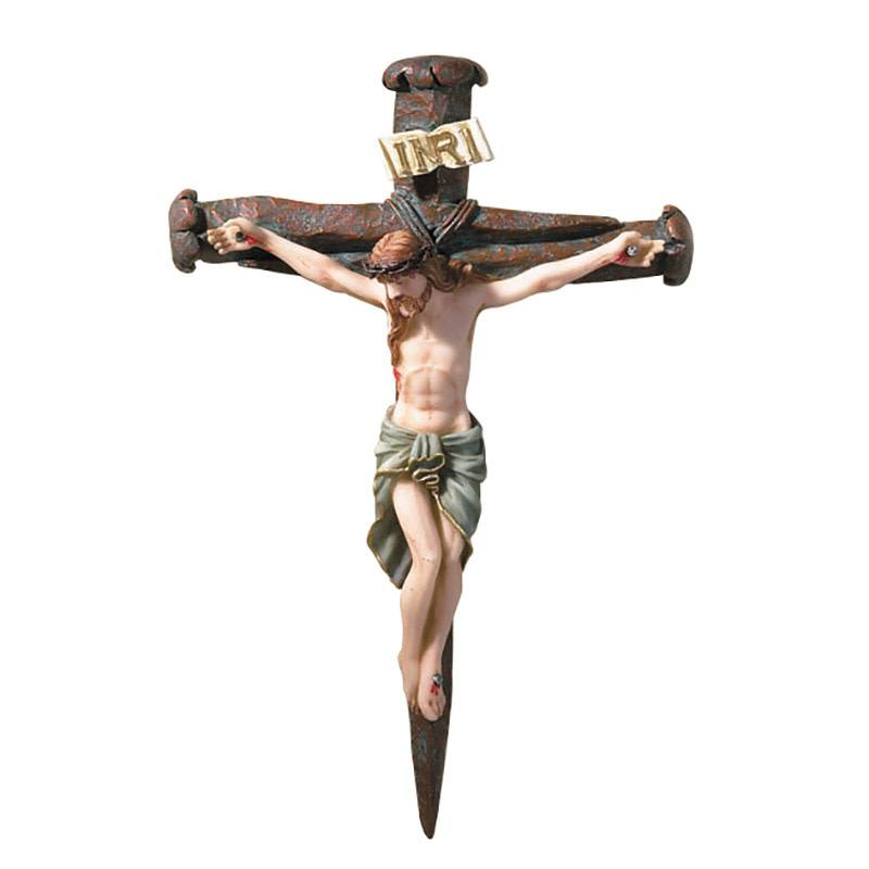 Nails Wall Crucifix
