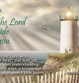 Let the Lord Guide You Pass Along Card
