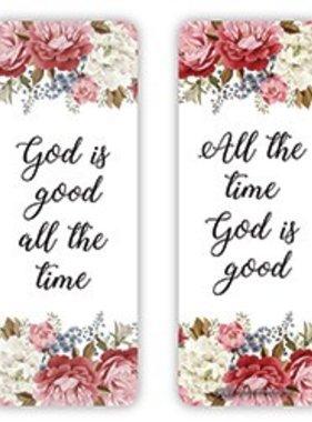 God is Good Jumbo Bookmark