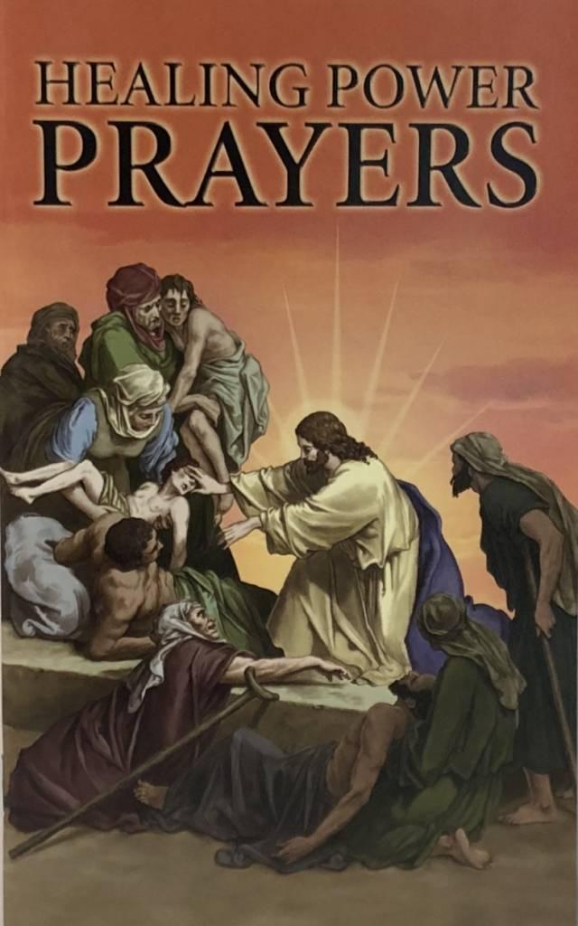 Healing Power Prayers