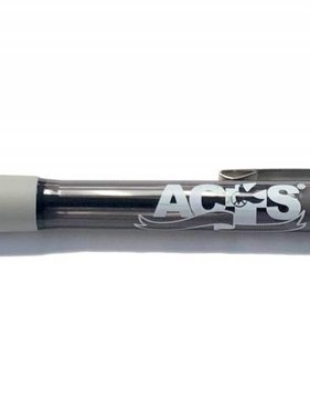 ACTS Ribbon Logo Pen Gray