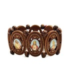 Ornate Saints Bracelet