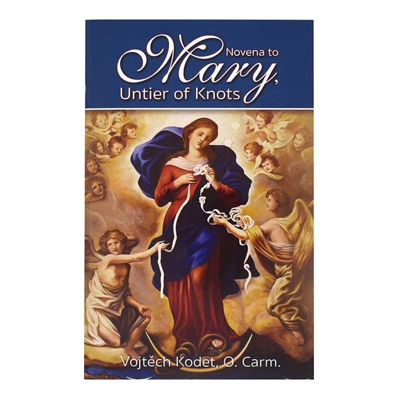Novena to Mary, Untier of Knots Booklet