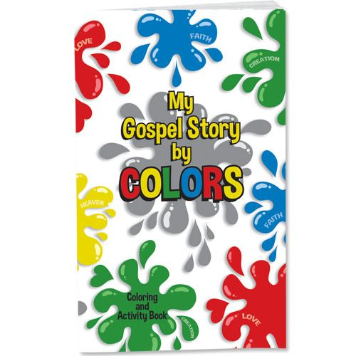 My Gospel Story by COLORS Activiy Booklet