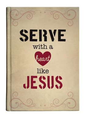 Serve Like Jesus Journal