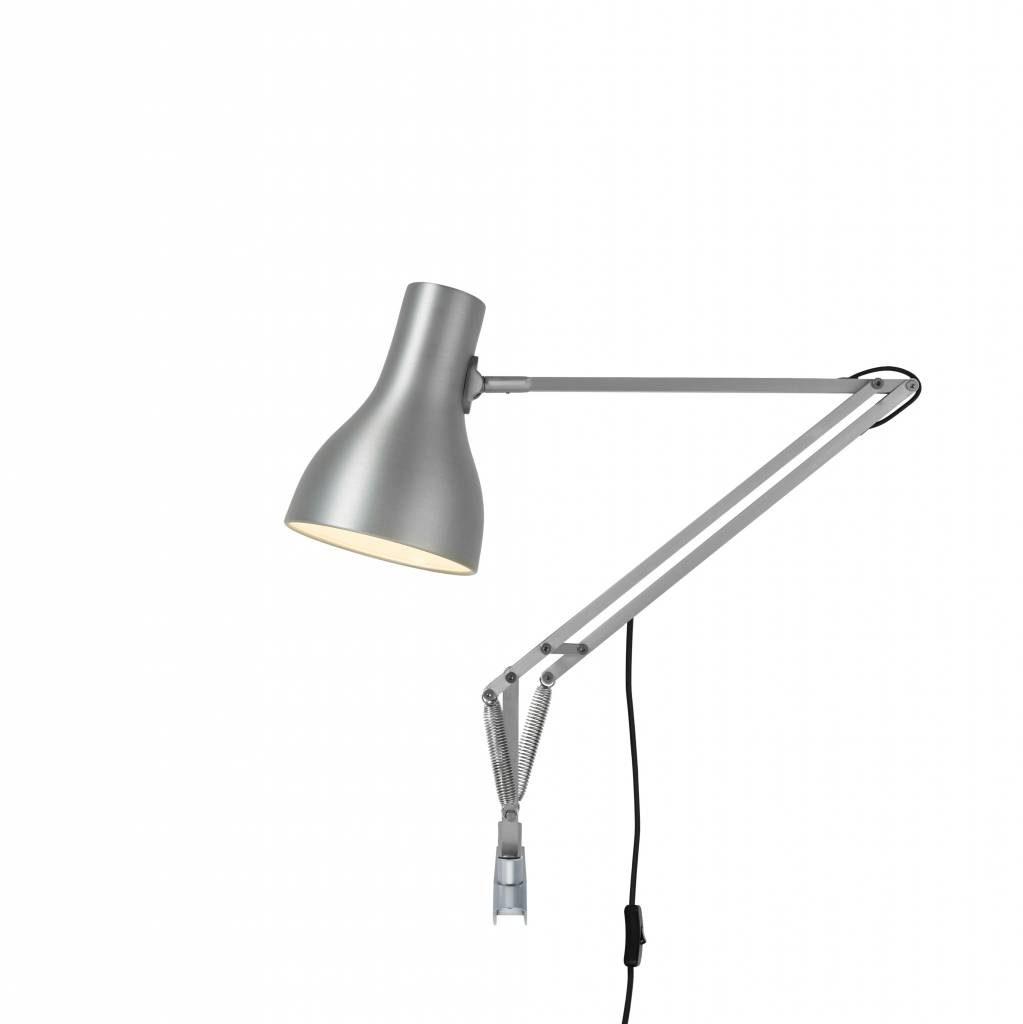 Type 75 Desk Lamp Wall Mounted