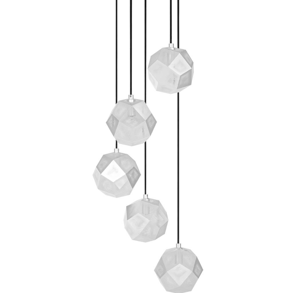 tom dixon etch mini chandelier le studio luminaires. Black Bedroom Furniture Sets. Home Design Ideas