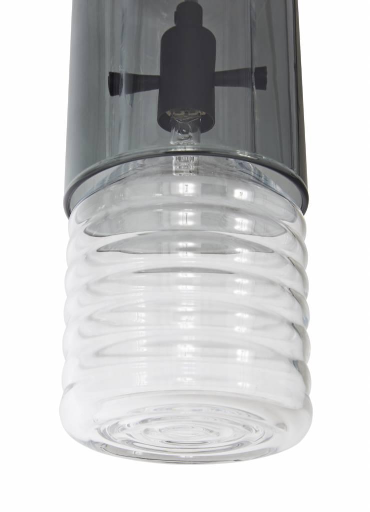 Flask Smoke Pendant