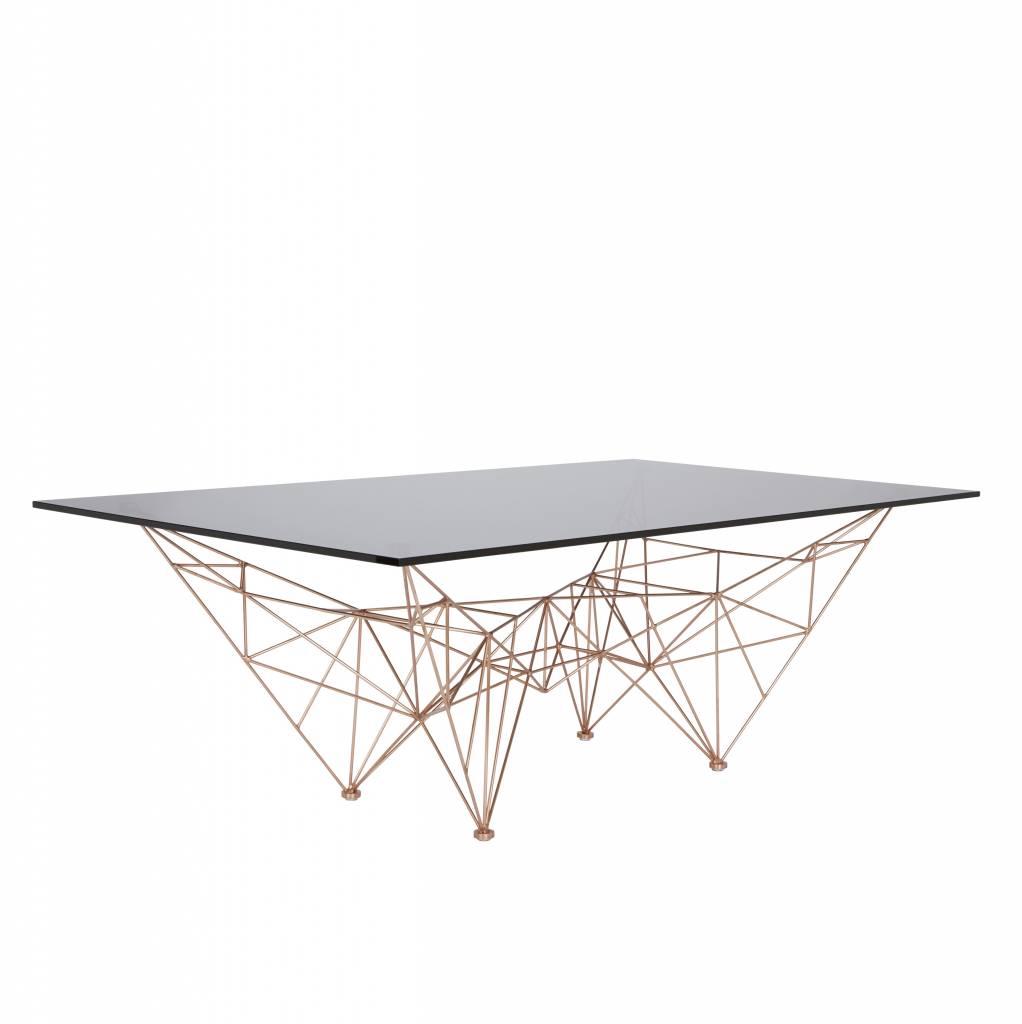 Tom Dixon Pylon Coffee Table Le Studio Luminaires - Tom dixon coffee table