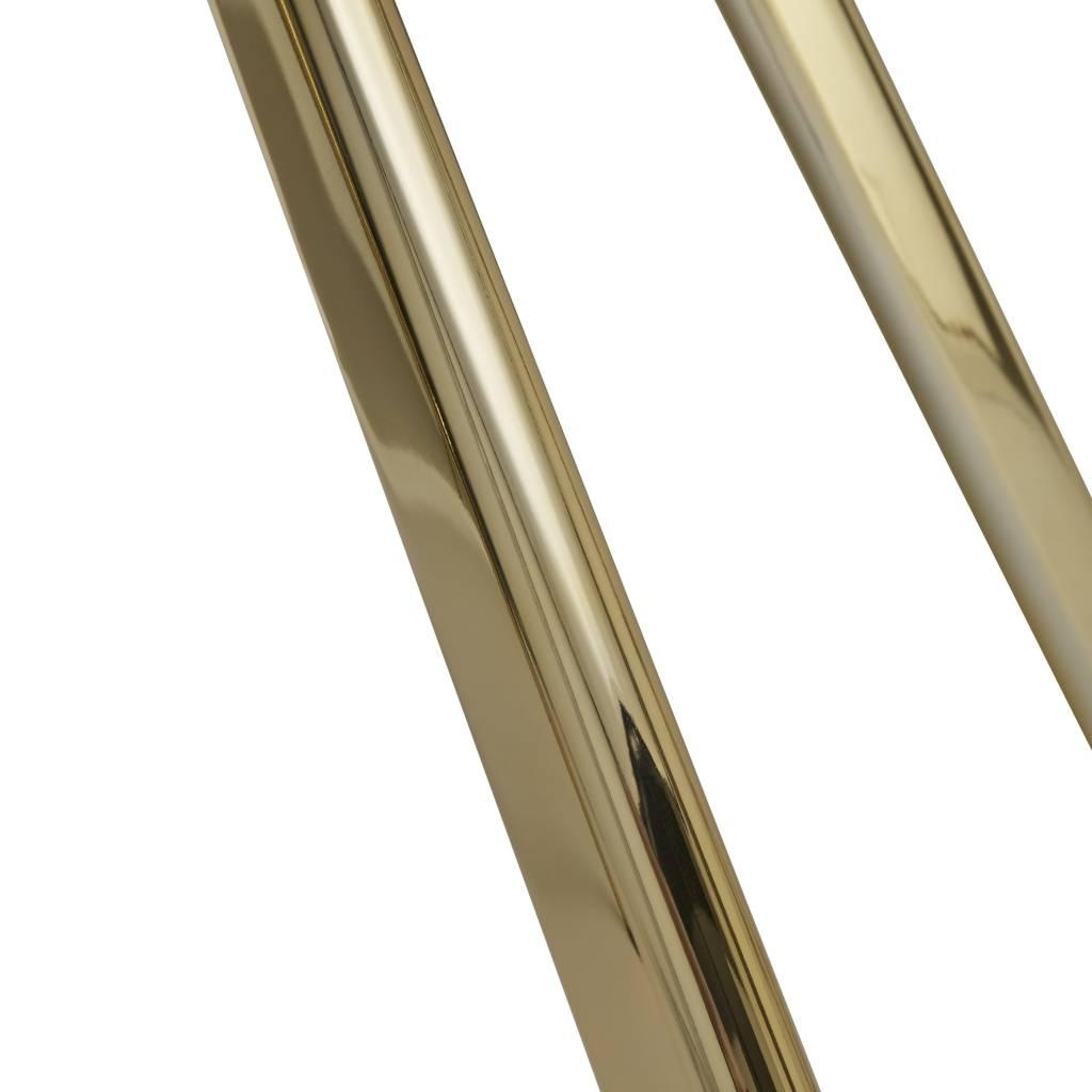 Scoop High - Brass Legs
