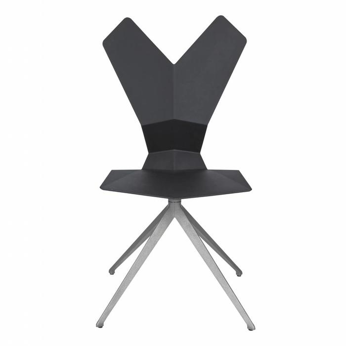 Y Chair - Aluminium Swivel