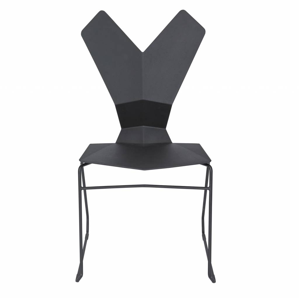 Y Chair - Black Sled Base