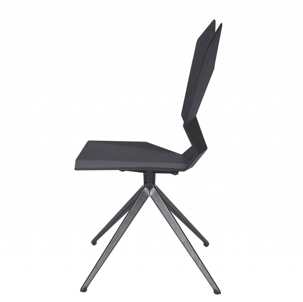 Y Chair - Black Swivel
