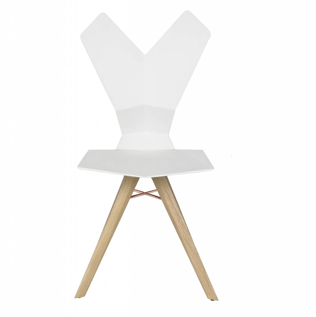 Y Chair - Natural Oak Base