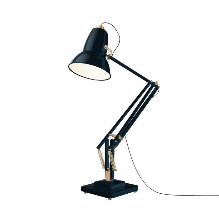 Giant 1227 Brass Floor Lamp