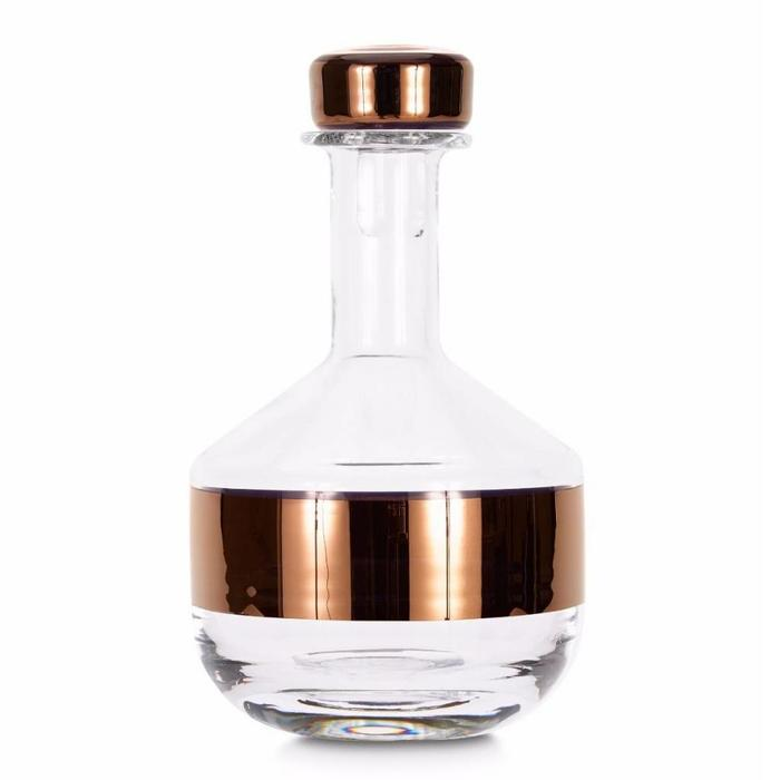 Tank Whiskey Decanter