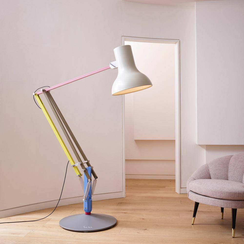 Type 75 Giant Paul Smith Edition One Floor Lamp