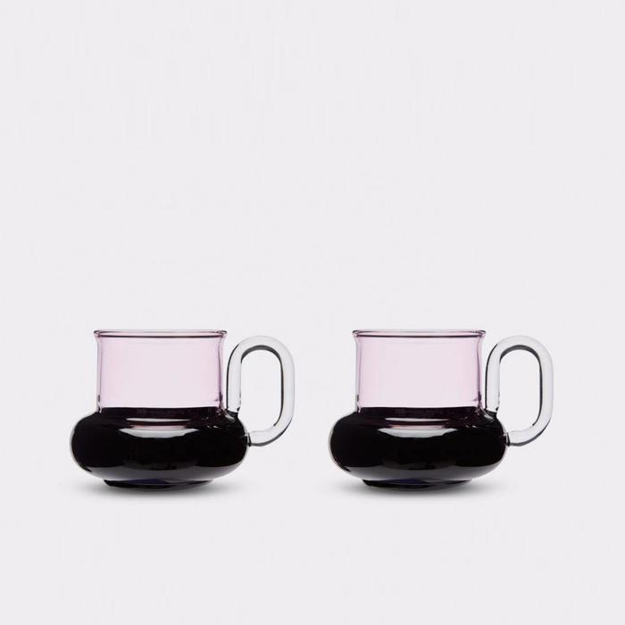 Bump Tea Cup Set x 2