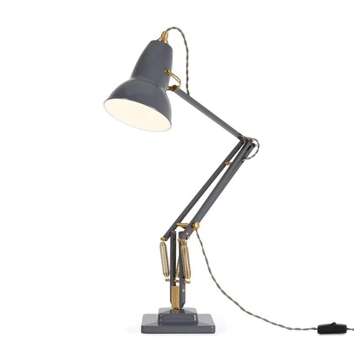 Original 1227 Brass Desk Lamp