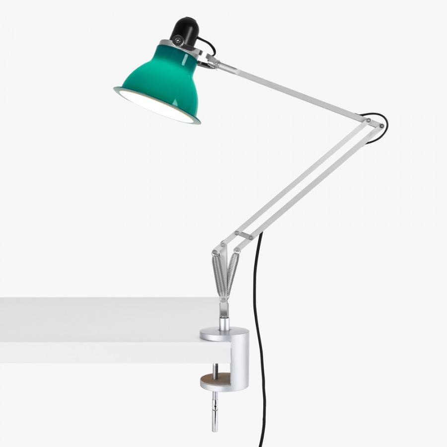 Type 1228 Desk Lamp with Clamp
